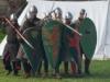 Kampflinie des 11. Jahrhunderts